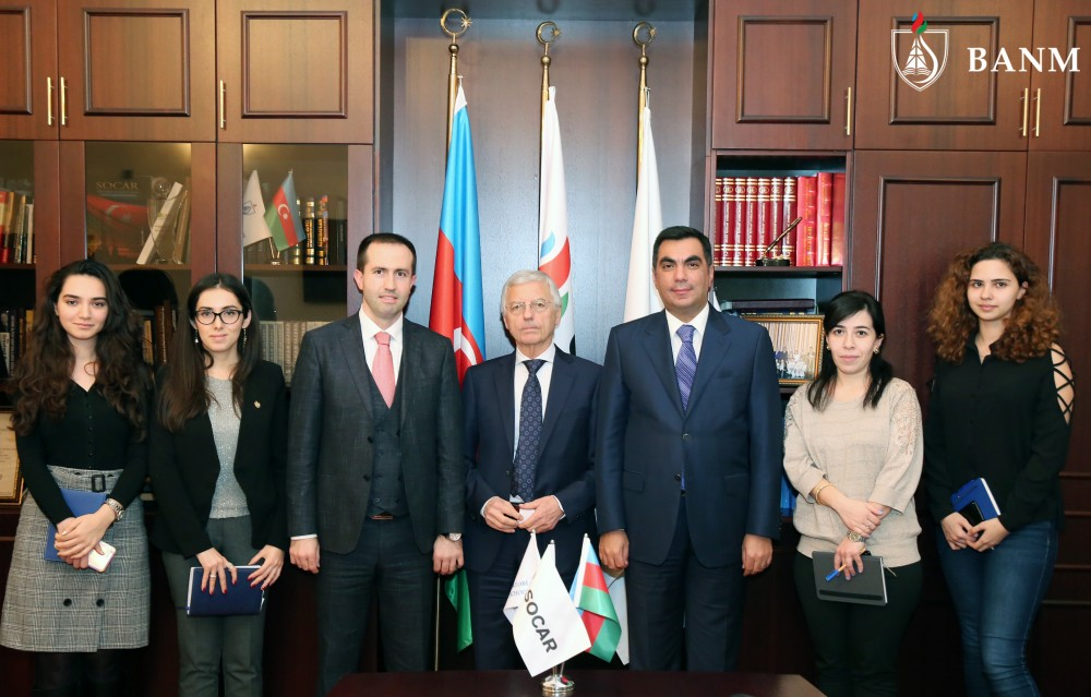 BHOS, SOCAR Foster Wheeler enhance cooperation