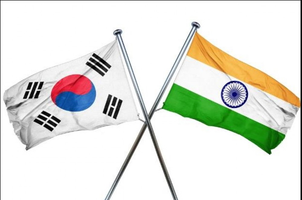 India, South Korea set target of increasing trade to $ 50 bn by 2030