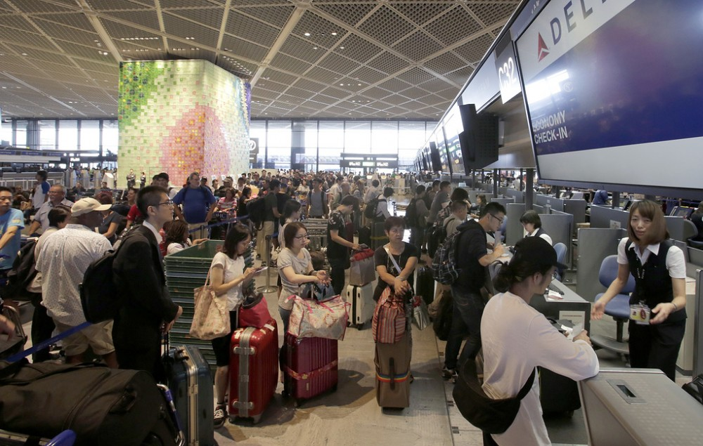 Japan begins collecting departure tax to fund inbound tourism promotion