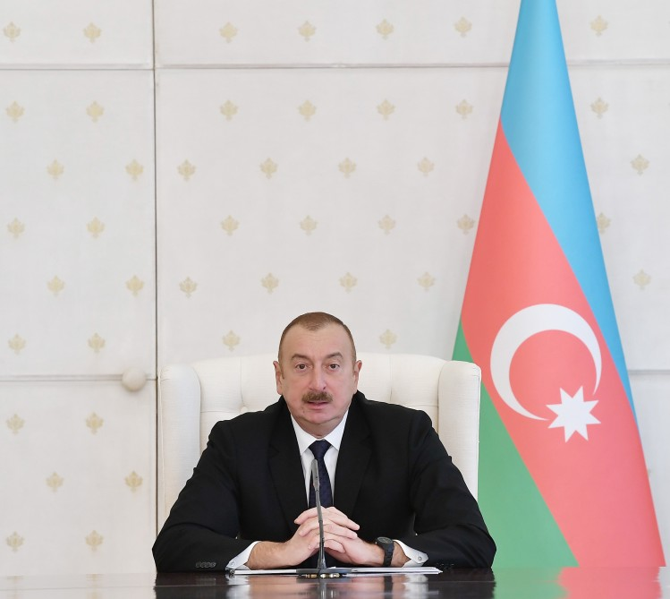 President Ilham Aliyev chaired meeting of Cabinet of Ministers dedicated to results of socioeconomic development of 2018 and objectives for future VIDEO