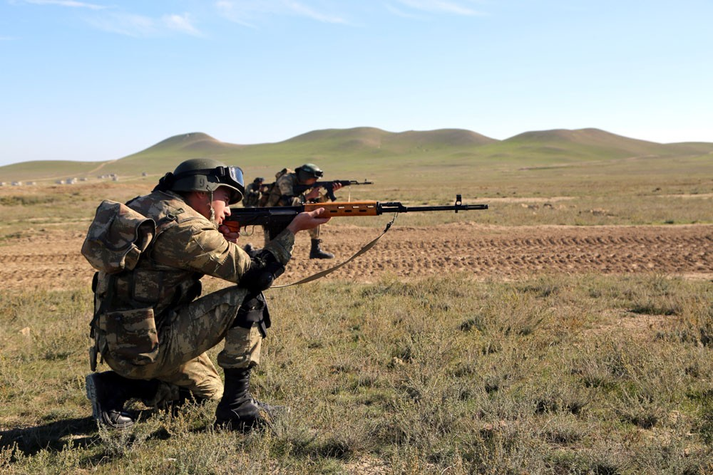 Azerbaijan`s Defense Ministry: Armenian armed units violated ceasefire 24 times