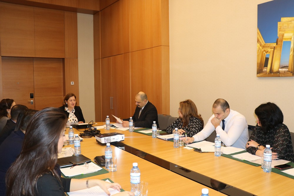 World Health Organization hosts roundtable discussion to assess status of child violence in Azerbaijan