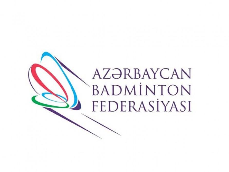 Bakıda beynəlxalq badminton turniri keçiriləcək