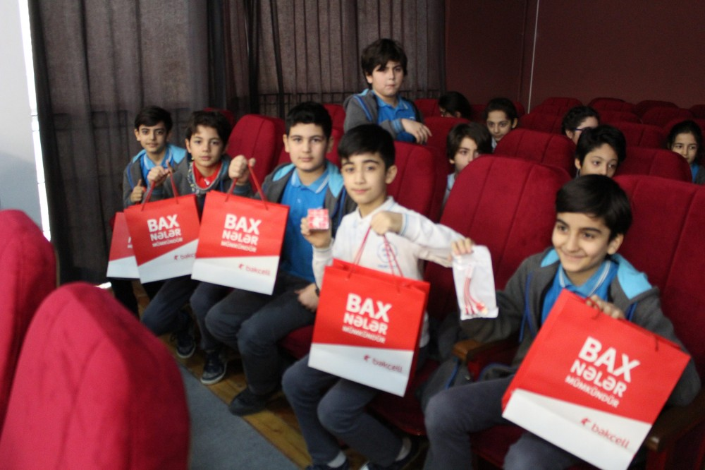 "®  Bakcell, ENGINET hold seminars on ""Safe Internet Day"""