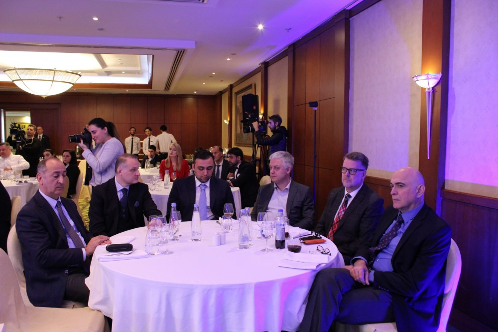 First CEO Lunch Tbilisi of 2019 takes place in Georgia's capital