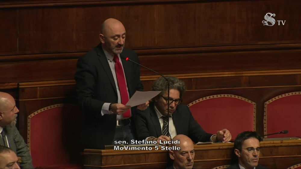 Italian senator remembers Khojaly genocide at parliament`s plenary session VIDEO