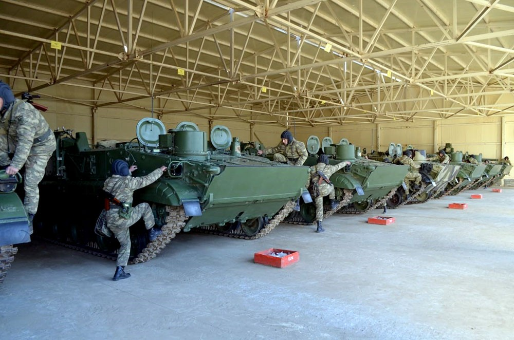Defense Ministry: Reactive artillery battalions took firing positions
