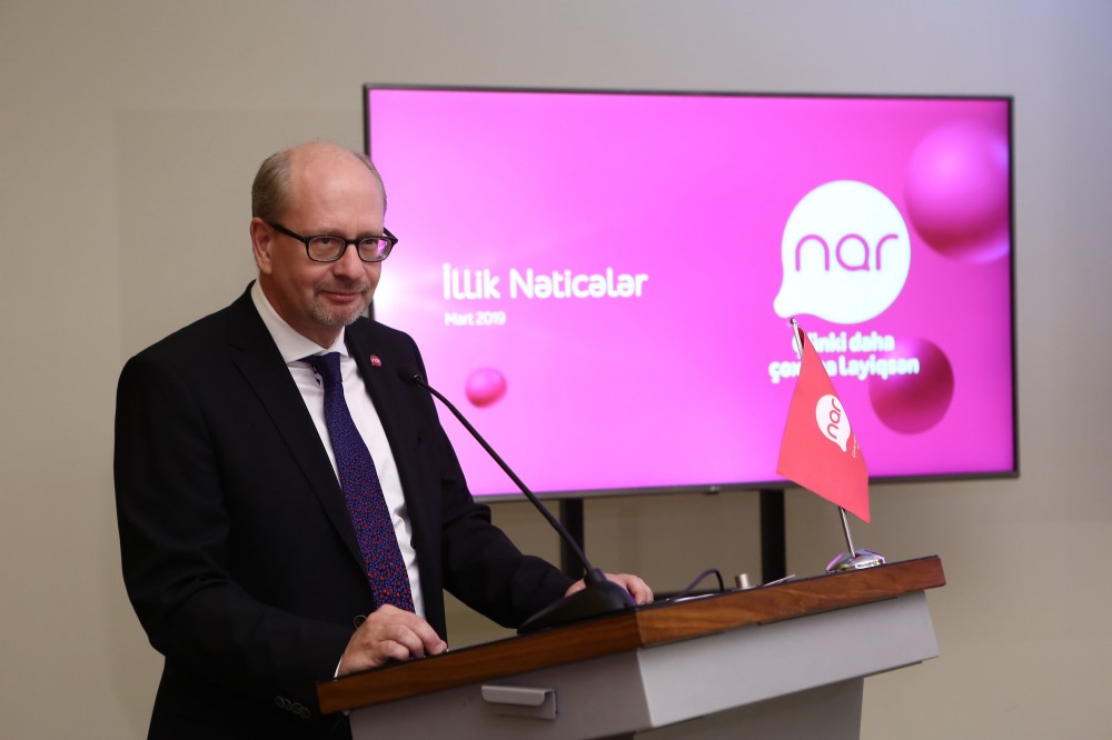 ®  Nar announces results of 2018