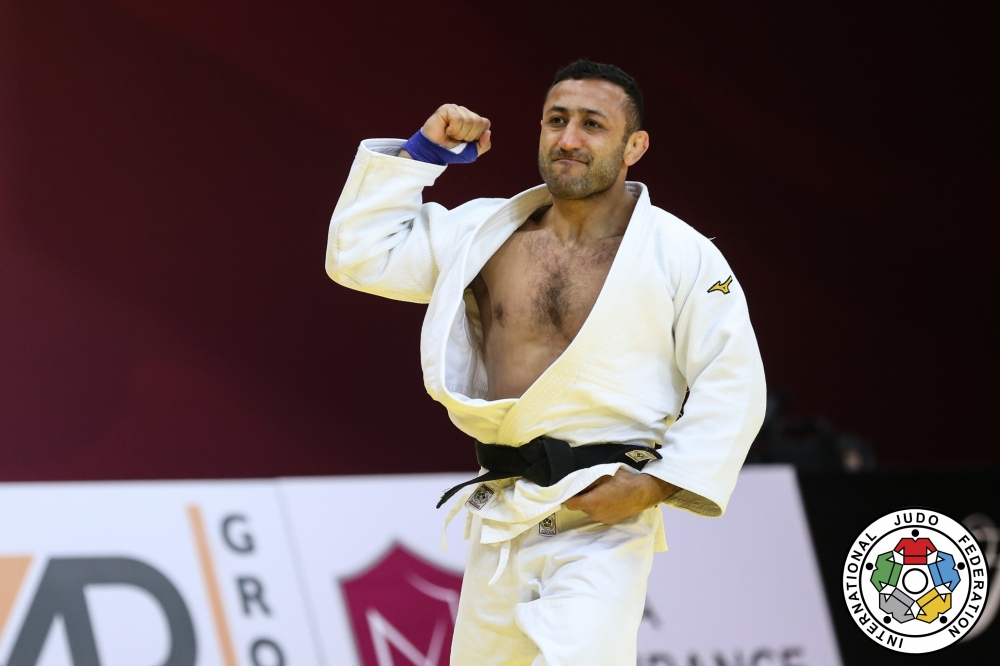Azerbaijani judokas to contest medals at Montreal Grand Prix 2019