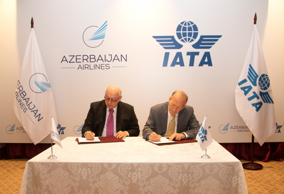 "AZAL, IATA co-organize international event ""Aviation Day Azerbaijan"""