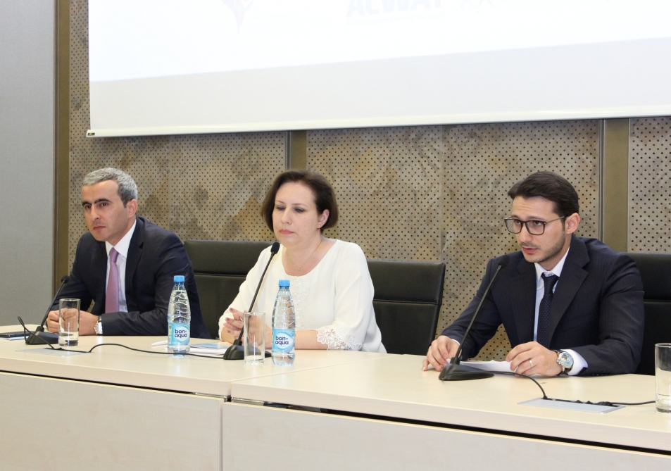 Baku Intercultural Youth Forum 2019 continues with plenary sessions