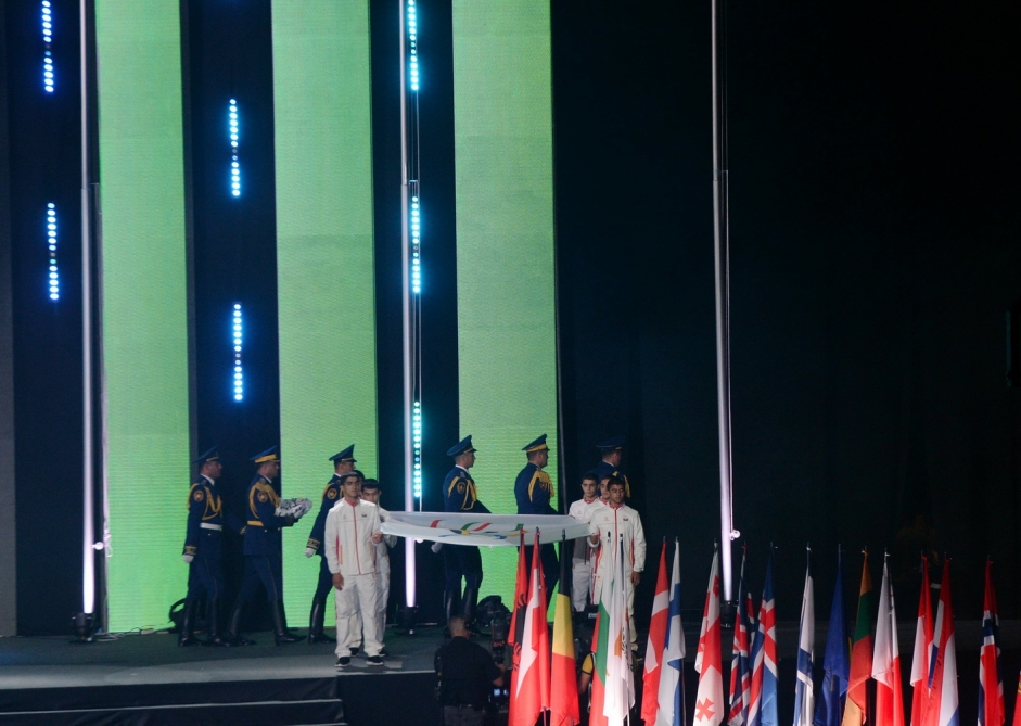 15th European Youth Olympic Festival wrapped up with solemn closing ceremony at Baku Crystal Hall