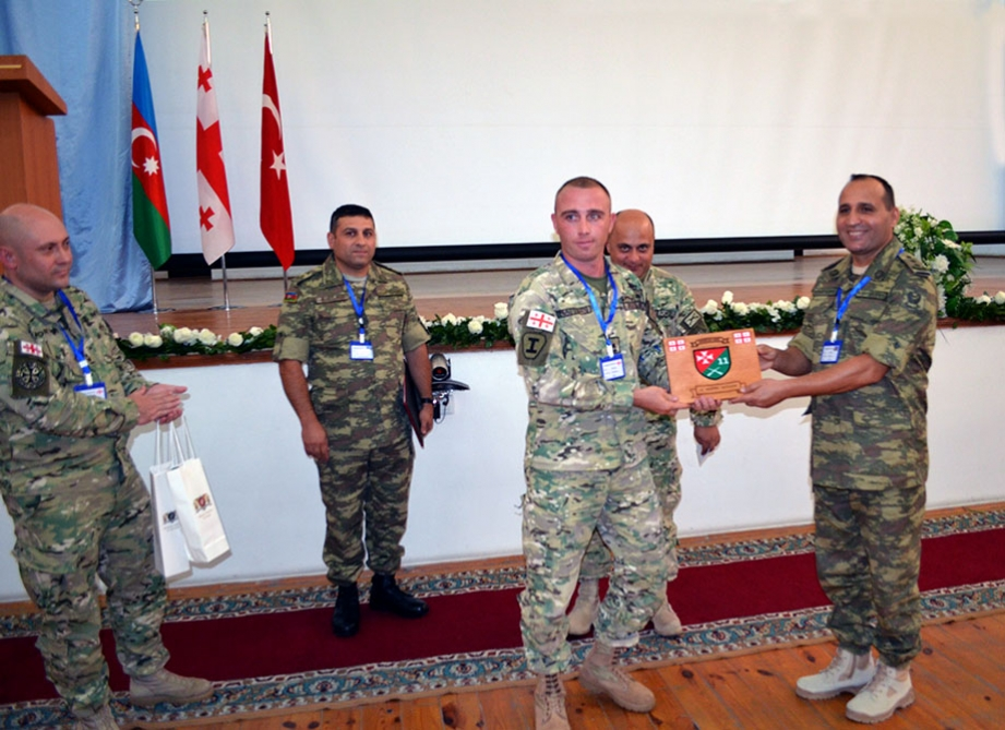 """Eternity-2019"" command and staff exercises end in Baku"