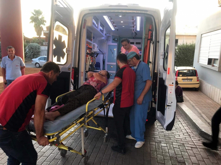 68 people lightly injured in earthquake receive medical help in Tirana and Durres hospitals
