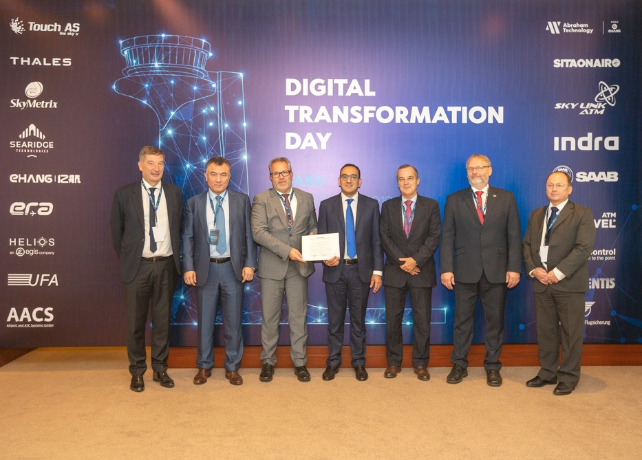 Digital Transformation Day conference held with support of AZANS in Baku