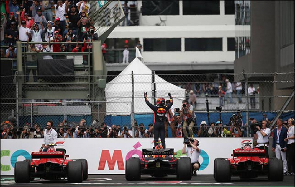Formula 1 to stream 2019 Mexican Grand Prix weekend via Twitch
