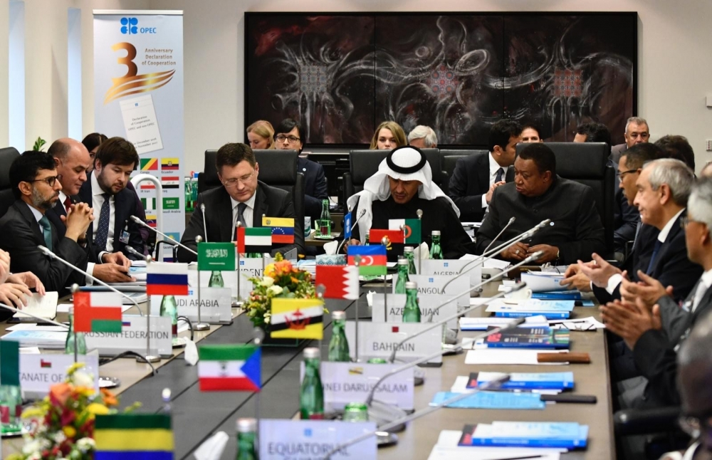 OPEC countries reach consensus on deal