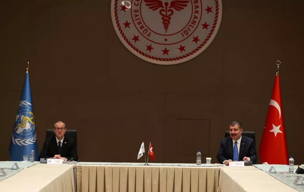 Turkey, WHO sign agreement to open office in Istanbul