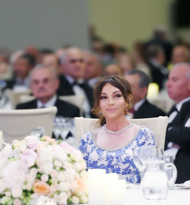 Serving Motherland and people is the life credo of First Vice-President Mehriban Aliyeva