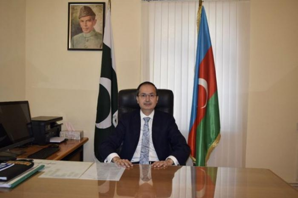 Ambassador Bilal Hayee: Pakistan openly stands by Azerbaijan in this legitimate struggle for liberation of its territories