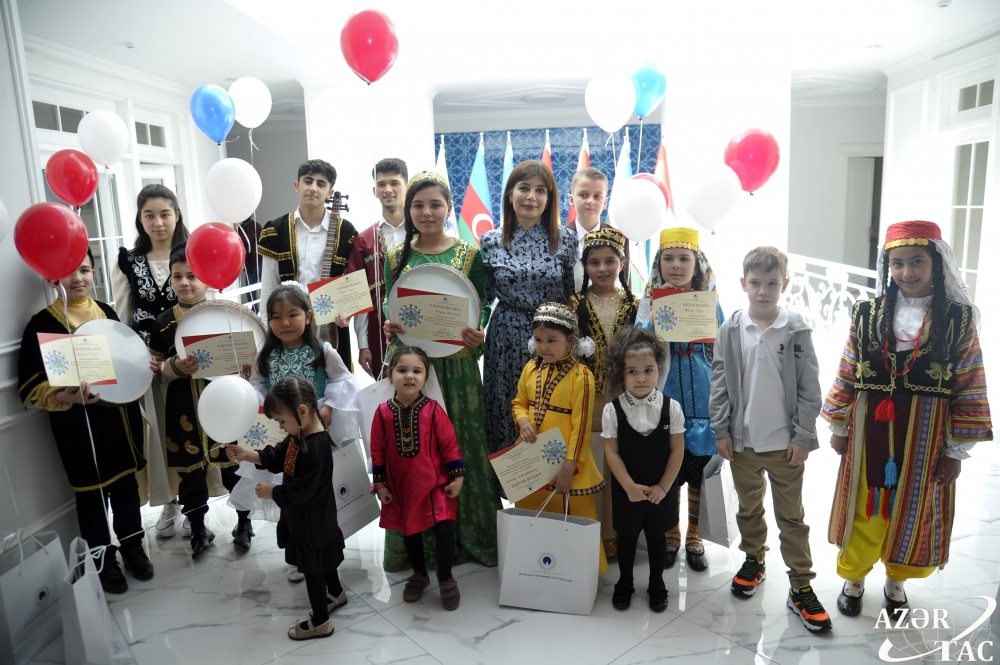 "International Turkic Culture and Heritage Foundation hosts event titled ""Meeting of the Turkic World's Children"""