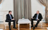President Ilham Aliyev received International Paralympic Committee president