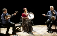 Mugham trio performs concert in Paris