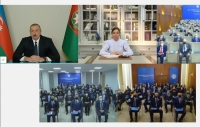 7th Congress of New Azerbaijan Party gets underway